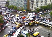 Top 5 greșeli pe care le facem în intersecții